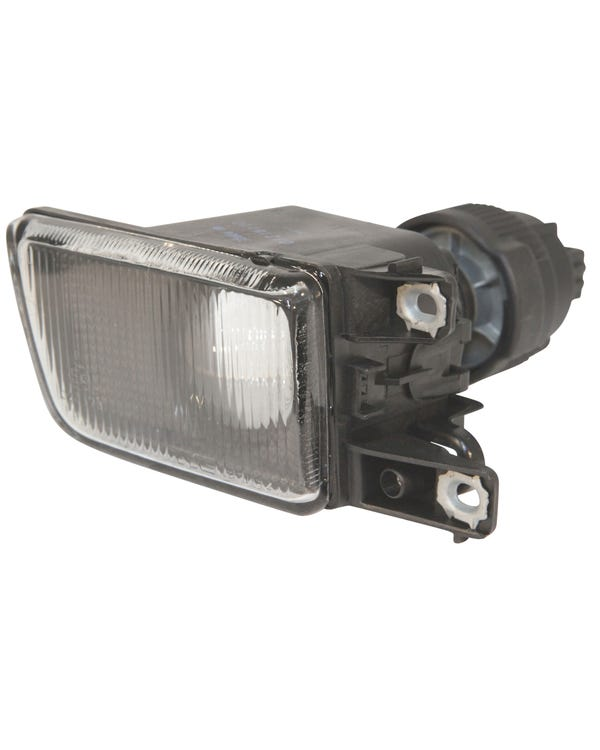 Front Fog Lamp with a Smoked Lens Left