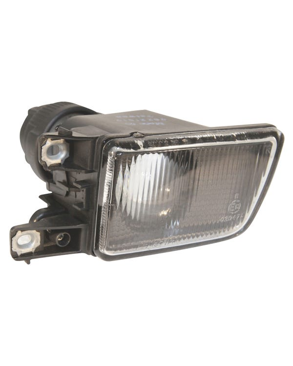 Front Fog Lamp with a Smoked Lens Right