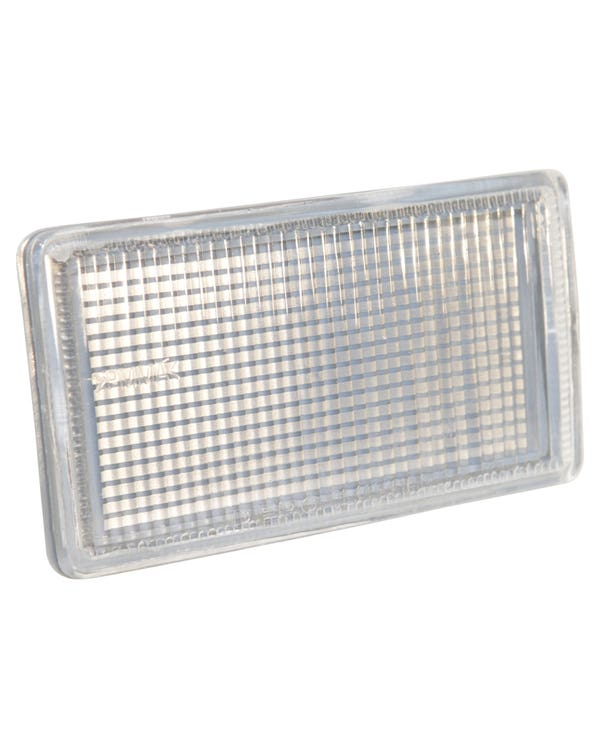 Bumper Towing Eye Aperture Cover, Clear, Right