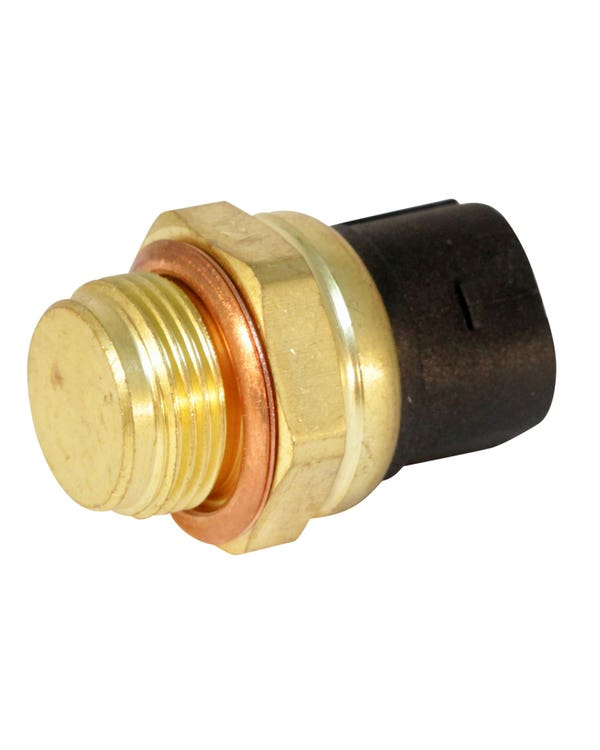 Interruptor del ventilador del radiador, 95-84/102-91C. 3 terminales