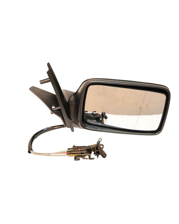 Right Hand Manual Door Mirror for Left Hand Drive
