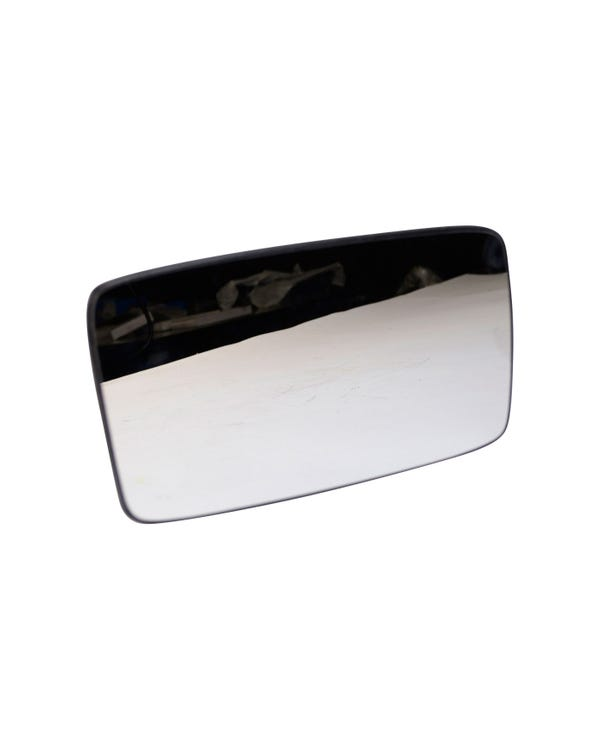 Right Hand Mirror Glass Non Heated for Left hand Drive.