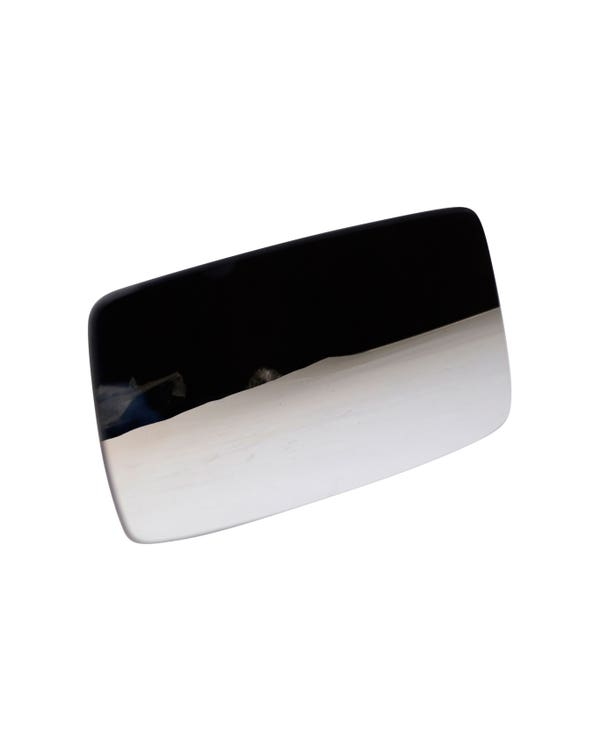 Mirror Glass Heated Right for Left hand Drive