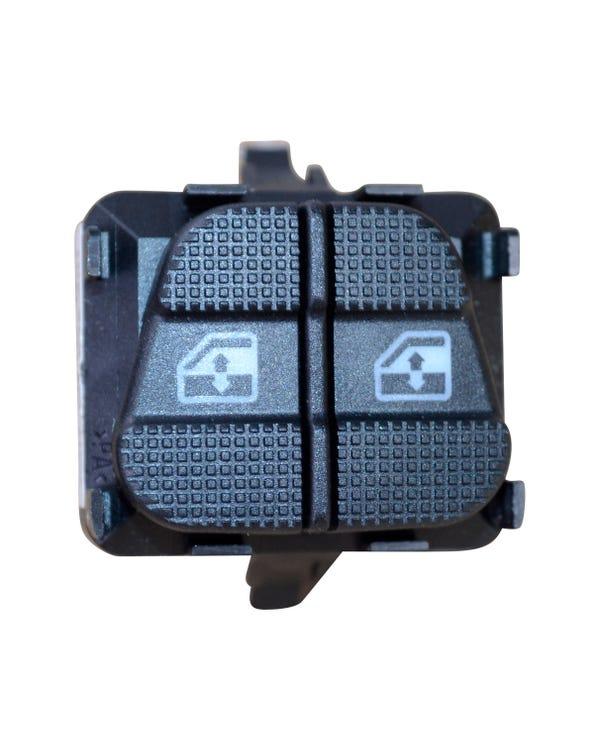 Interruptor de elevalunas eléctrico para lado derecho