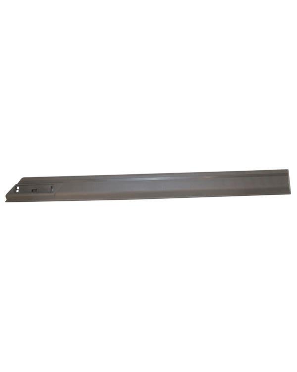 Rear Left Door Trim Strip for 4 Door Model 63mm