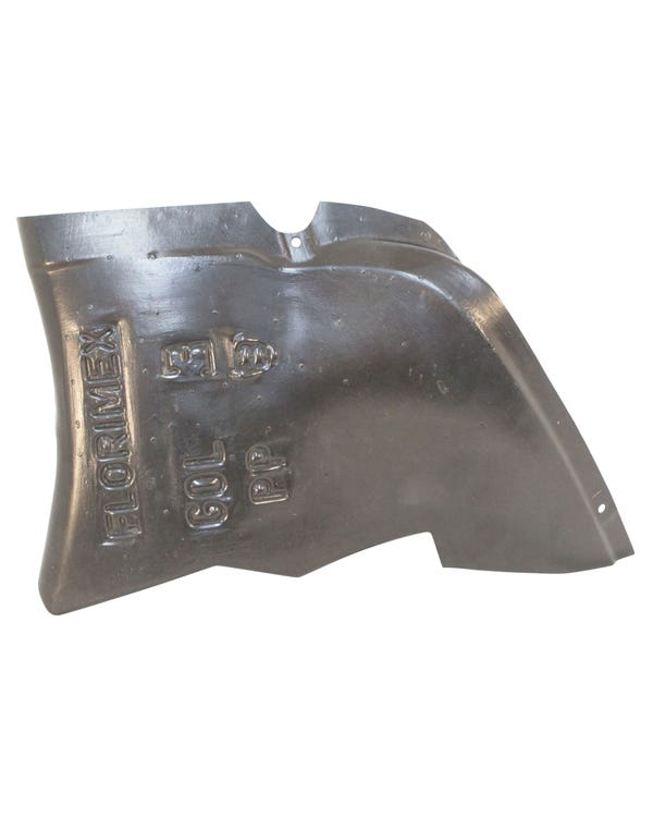 Front Right Air Guidefor Non GTI