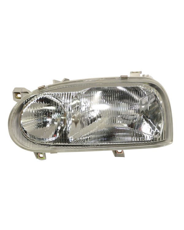 Twin Headlight for the Left Hand Side on a Left Hand Drive