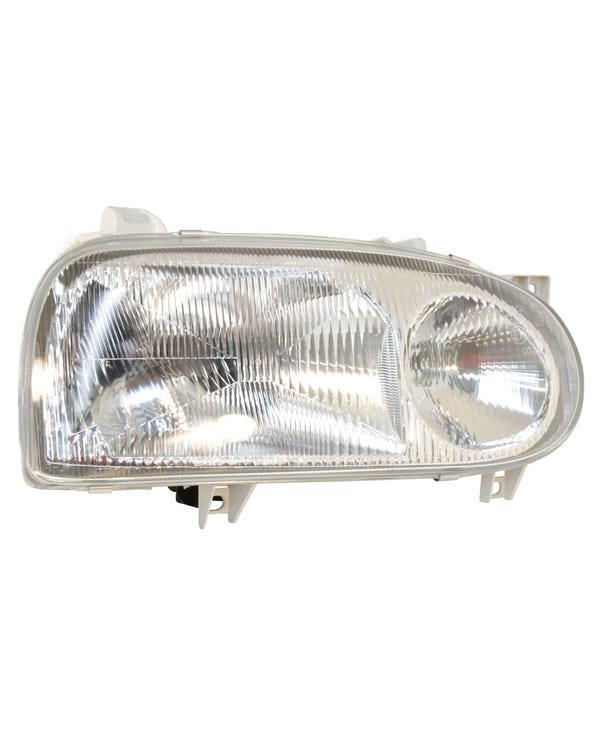 Twin Headlight for the Right Hand Side on a Right Hand Drive