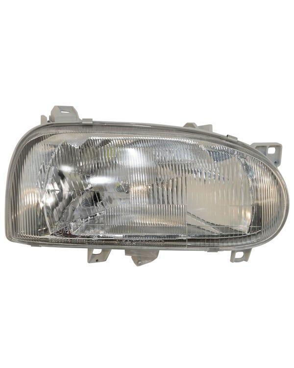 Headlight Right Hand Drive Right