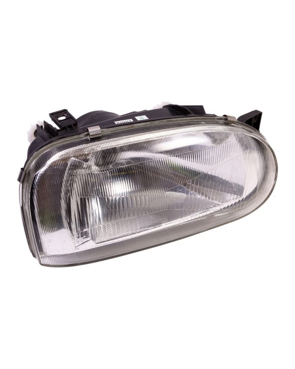Headlight for the Right Hand Side on a Left Hand Drive