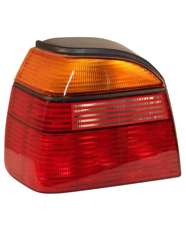 Rear Light Left with Fog Light
