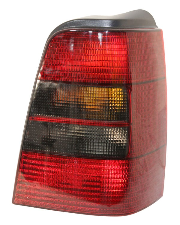 Rear Light Right for station wagon Model Partially Tinted