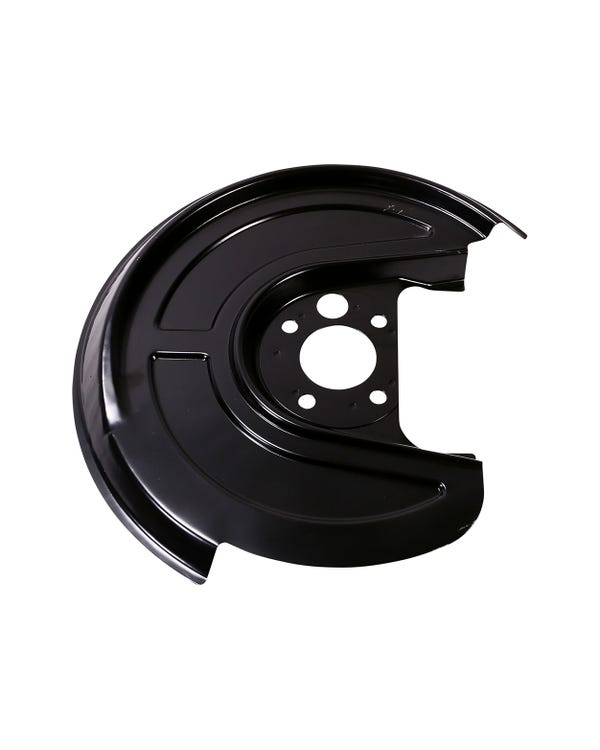 Rear Rotor Backing Plate for the Left