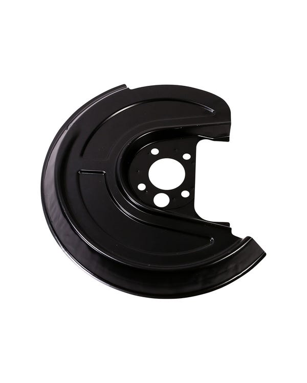 Rear Rotor Backing Plate for the Right