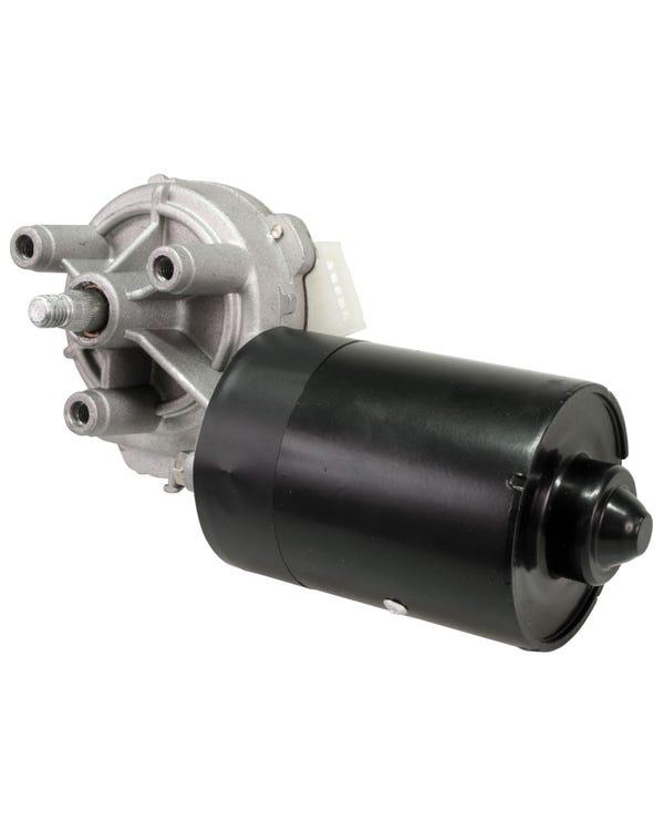 Scheibenwischermotor, Windschutzscheibe