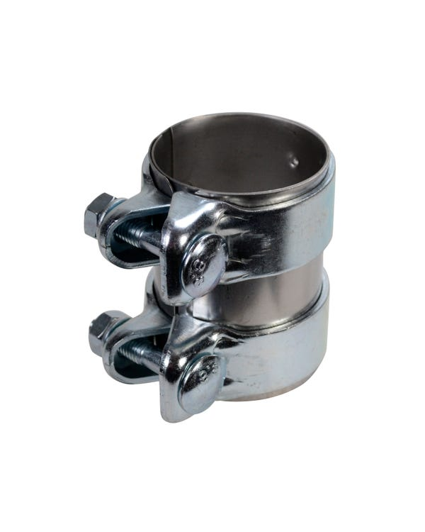 Dual Clip Connecting Pipe for Exhaust 60x88