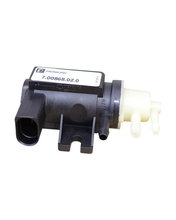 Turbo Actuator Solenoid N75, 1.9, 2.0, 2.5 TDI