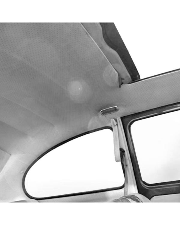 Headliner for Sunroof Model in Single color Vinyl with Perforated or Crush Finish