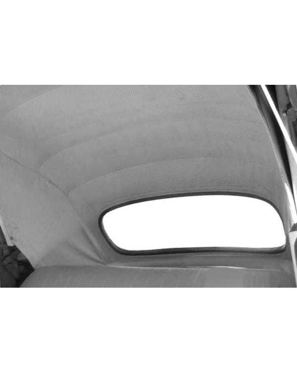 Headliner in Single Colour Vinyl with Perforated or Crush Finish