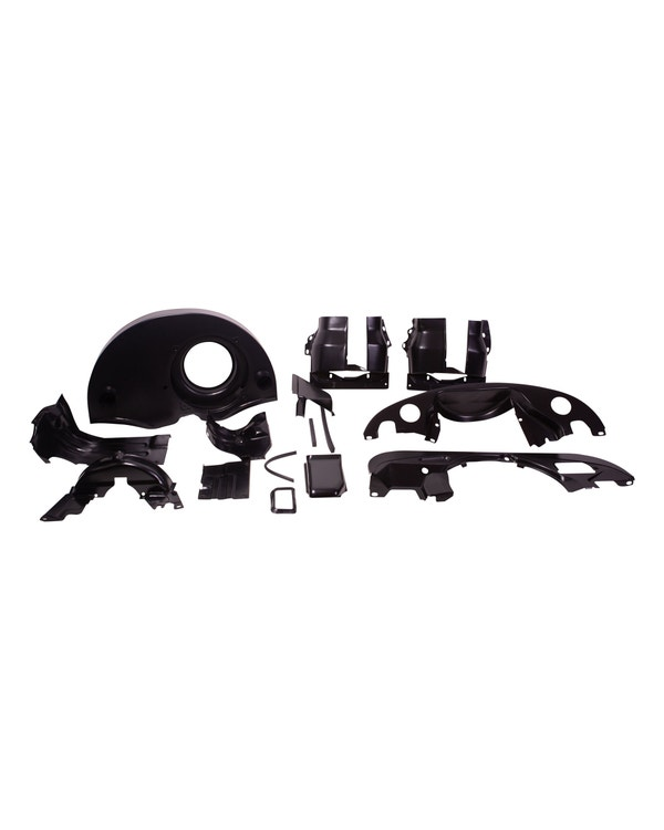 Tinware Set with Air Outlets Twinport 1600cc