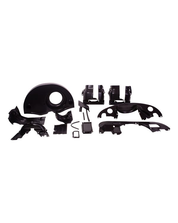 Motorverblechungs-Kit, 1600cc Doppelkanalmotoren mit Luftauslass