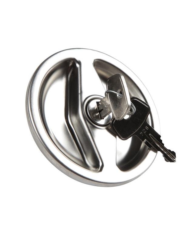 Locking Fuel Filler Cap
