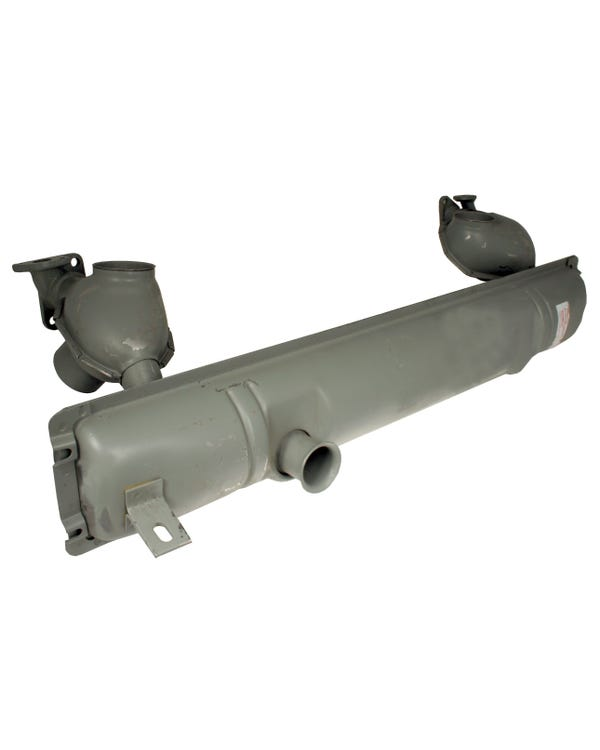 Exhaust muffler for 1500-1600 engines