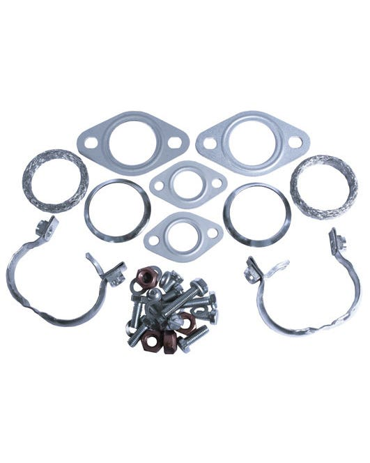 Exhaust fitting kit T2 63-79 1200-1600cc, German