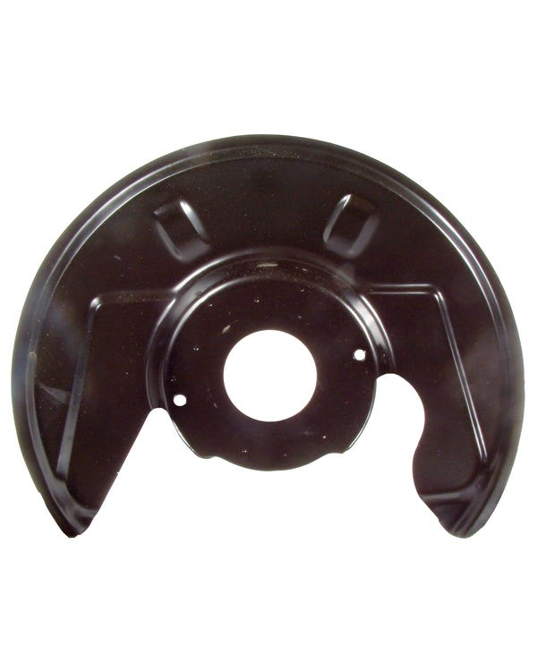 Disc Brake Backing Plate for Left Front