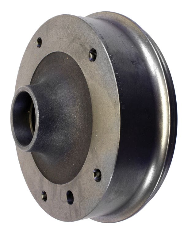 Front Brake Drum with 72mm Outer Diameter Hub Seal