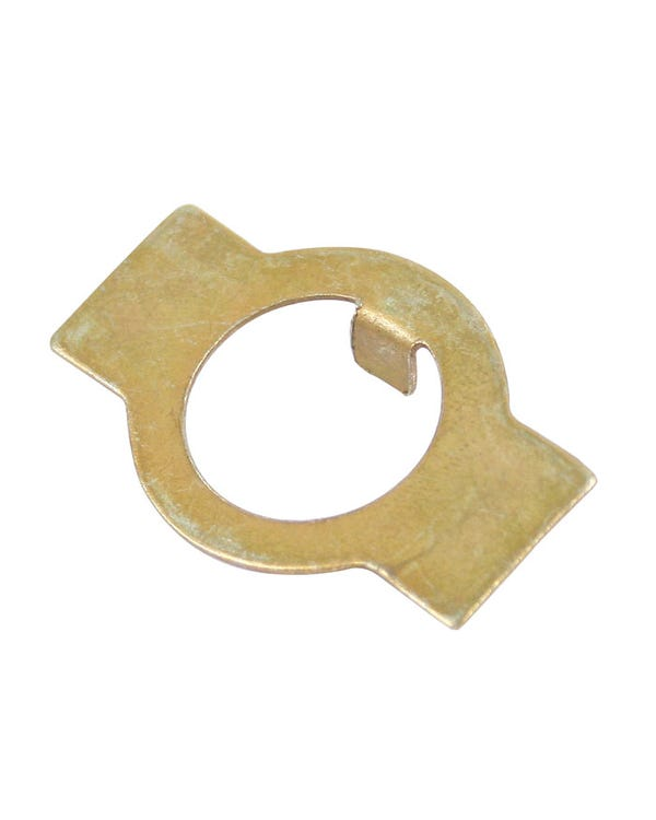 Front Hub Nut Lock Plate