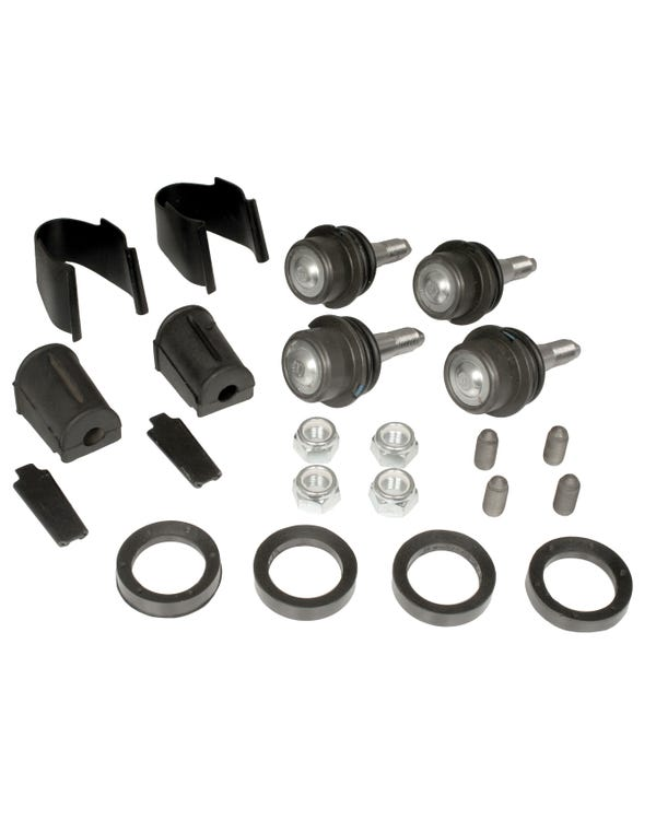 Overhaul Kit for Trailing Arms & sway bar