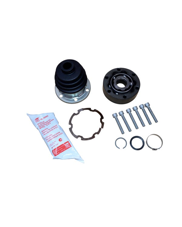 CV Joint Kit including Boot Grease and Hardware