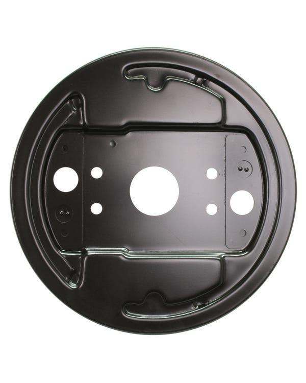 Front Brake Drum Backing Plate Left