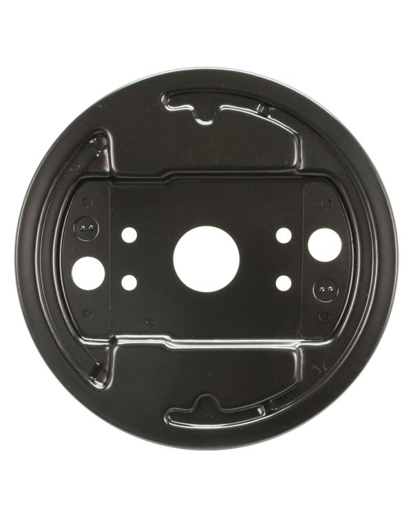 Front Brake Drum Backing Plate Right