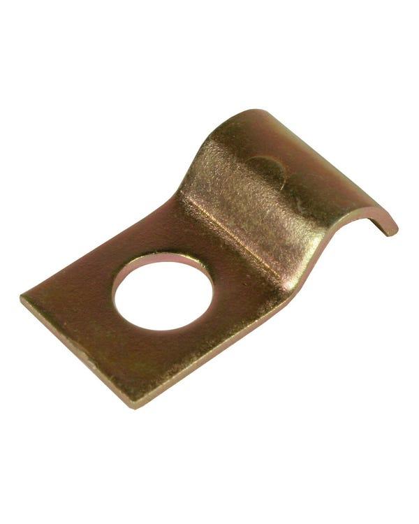 Clip für Metallbremsleitung