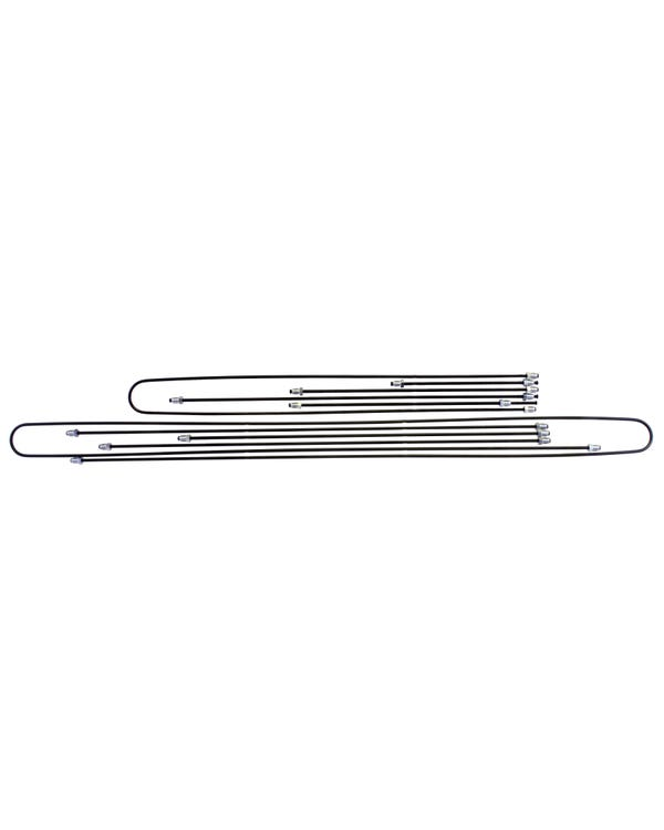 Brake Pipe Kit In Steel