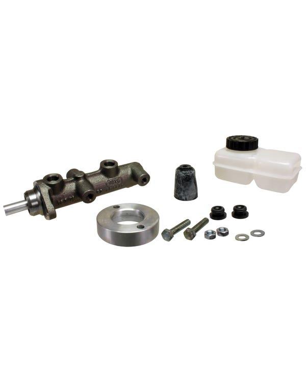 Brake Master Cylinder Conversion to Dual Circuit