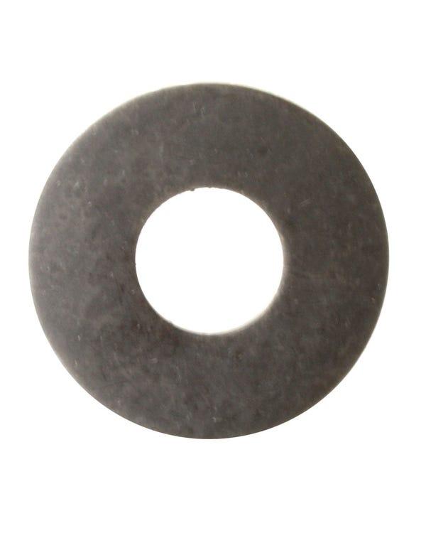 Arandela soporte paragolpes y tornillos panel suelo