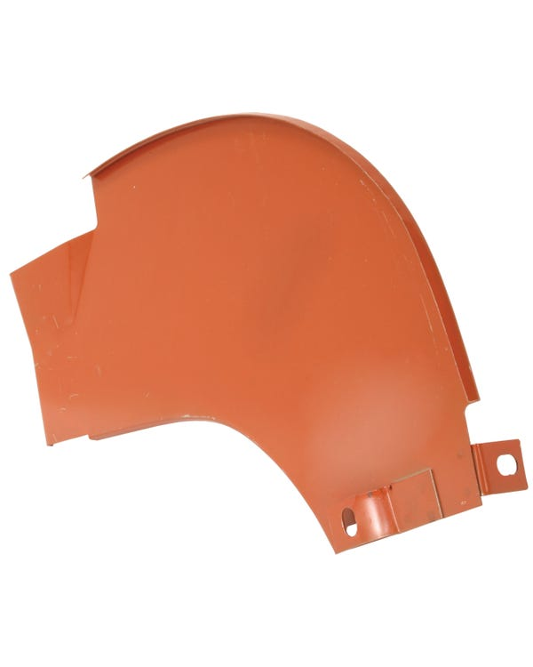 Rear Splash Guard to fit the Left Hand Side