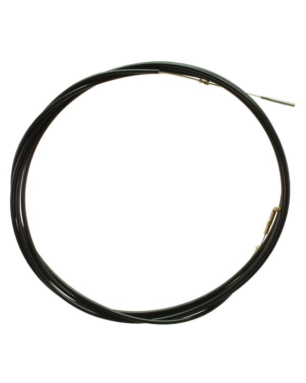 Heater Cable, Right, 1600cc, Left Hand Drive