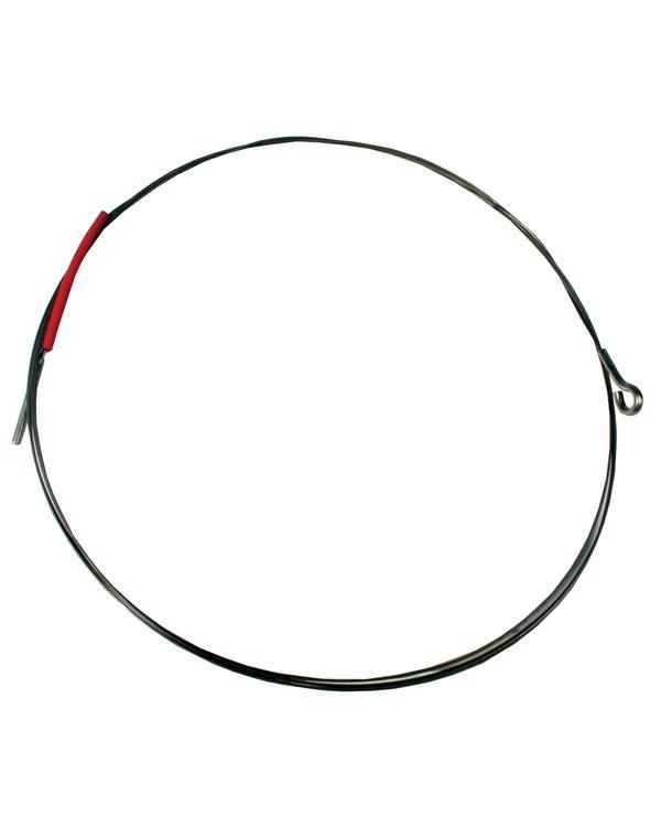 Cable de Acelerador, T2 68-71, 3680mm