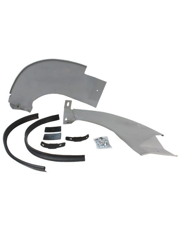 Splash Pan Kit for Rear Bumper