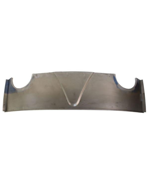 Reparaturblech für die Frontmaske, unten, 350mm