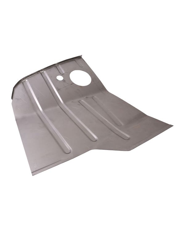 Cab Floor Repair Plate, Left Side for Left Hand Drive