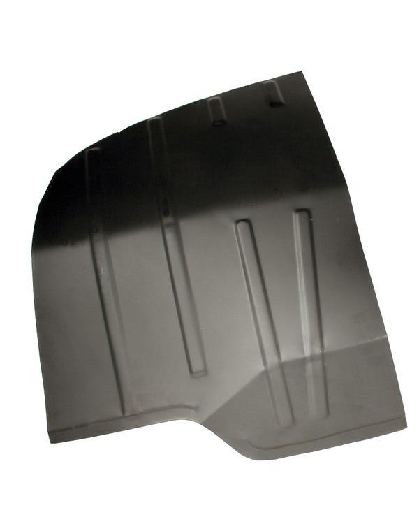 Reparaturplatte, Fahrerkabinenboden, rechts,  Linkslenker