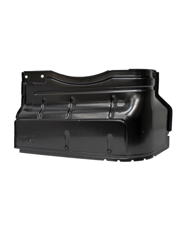 Paso de rueda/panel montaje asiento. Delantero derecho. Set 5 uds