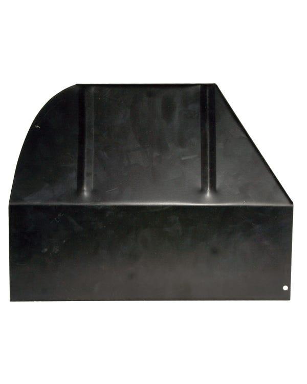 Rear Left Closing Panel