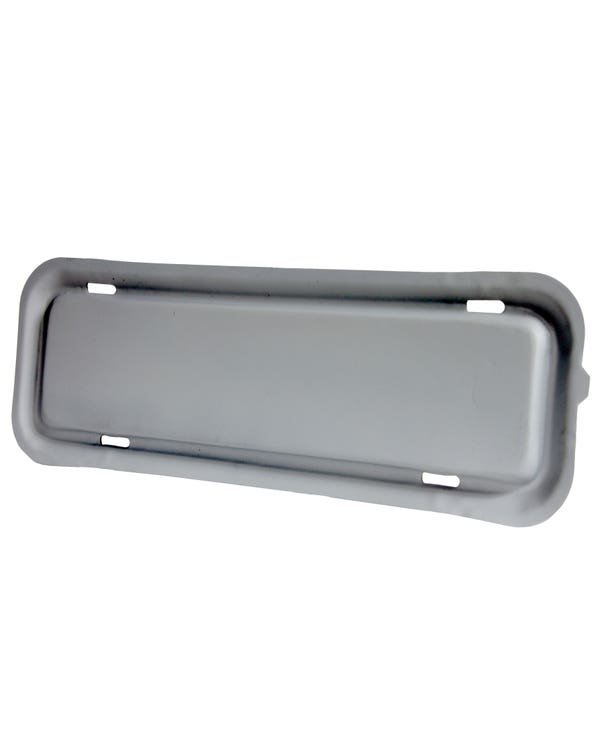 Radio Delete Plate for 1967 Model Only