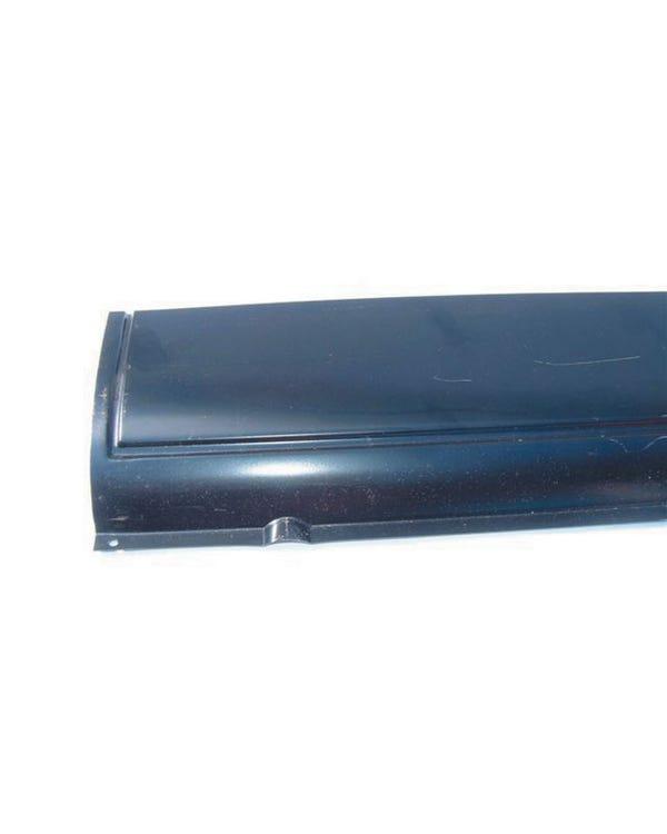 Reparaturblech für das Seitenteil, links oder rechts (gegenüber der Schiebetür)